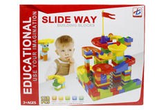 Slide Way Building Blocks (79158)