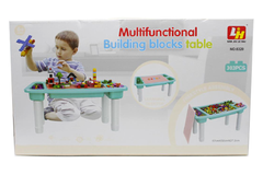 Multi Functional Building Blocks Table (6320)