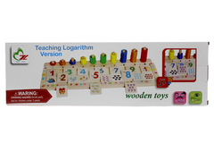 Wooden Teaching Logarithm Version (KC2825)