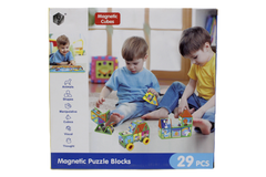 Magnetic Puzzle Blocks (HD350A)