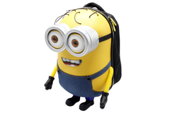 Minions School Backpack Bag For Play Group (LG212-6)