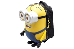 Minions School Backpack Bag For Play Group (LG212-6, LG213-6)