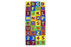 ABC & 123 Puzzle Play Mat (KC4025)