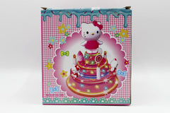 Hello Kitty Cake With Flashing Lights And Music Toy For Kids (018-3B)