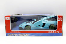 Load image into Gallery viewer, Super Racing Blue Remote Control Car (1811)