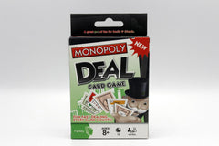 Monopoly Deal Card Game (5215)
