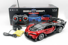 Model Concept Remote Control Car Red (6688-86A)