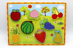 Wooden Fruit Shape Board (KC4048)