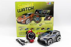 Smart Watch Remote Control Car Grey (R-102)