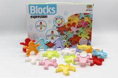 Blocks Expression Small Building Blocks Set (6918)