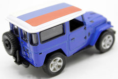 Russia Flag Pull Back Die Cast Metal Model Car (M8598B)