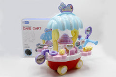 Cake Cart Bump & Go Battery Operated Toy (800-137)