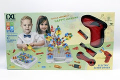 Tool Set Puzzle Blocks (CXL200-61A)