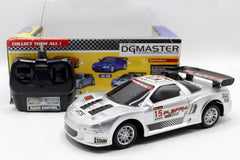 DG Master Remote Control Car Grey (QX-414R)