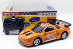 DG Master Remote Control Car Orange (QX-414R)