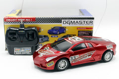 DG Master Remote Control Car Red (QX-411R)