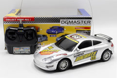 DG Master Remote Control Car Grey (QX-412R)