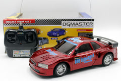 DG Master Remote Control Car Red (QX-413R)