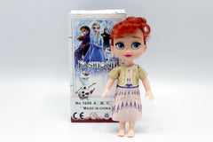 Frozen Anna & Elsa Doll Set Pack of 6 Toy (1059)