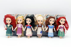 Doll Set Pack of 6 Toy (DX1045)