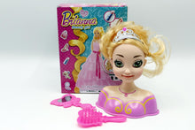 Load image into Gallery viewer, Brianna Beauty Girl Hair Styling Comb & Mirror Toy (L-86-1)