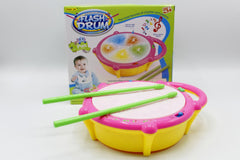 Flash Drum Battery Operated Toy (168-23)
