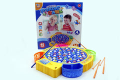 Fishing Game Battery Operated Toy (20222)