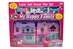 My Happy Family Doll House Set (88530)