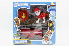 Paw Patrol Marshall Figure Rescue Operation Toy (4085)