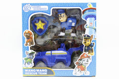 Paw Patrol Chase Figure Rescue Operation Toy (4085)