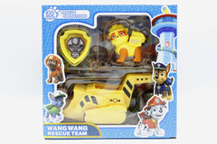 Paw Patrol Rubble Figure Rescue Operation Toy (4085)