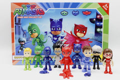 PJ Mask Figures Set (1139)