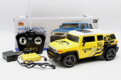 Sport Utility Vehicle 1:16 Scale Remote Control Car (W218)