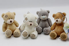 Teddy Bear Keychain & Bag Hanging (KC4082)