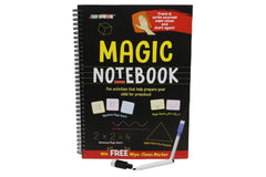 Magic Notebook Write & Wipe Activities Book With Marker