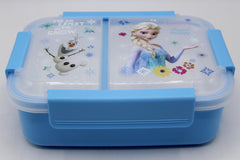 Frozen Lunch Box With Partition (88210)