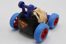 Load image into Gallery viewer, Avengers Friction Stunt Car With Light & Sound (0338B)