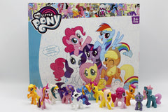 My Little Pony Figures Set (8988-8)