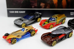 Avengers Cars Set Die Cast Metal Pack of 8 Pcs (307-8A)