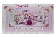 Doll Set With Accessories Toy (6953-A)
