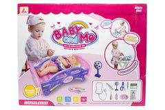 Baby and Me Stuffed Doll 2 In 1 My Little Doctor Set (KT4300A)