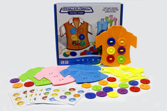 Clothes Button Board Game (5100)