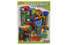 Track Maze Toy Bricks Blocks Game (8601)