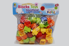Happy Childhood Educational Blocks Toy (8831)