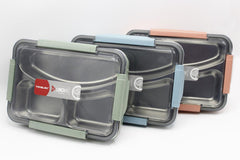 Lunch Box Stainless Steel (8183)