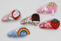 Hair Clips Pack of 5 (KC4099)