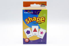 Shape Flash Cards (F-053)