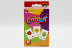 Colour Flash Cards (F-055)
