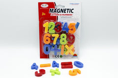 Magnetic Numbers Children Kids Learn Alphabet Toy Fridge (HM1173A)