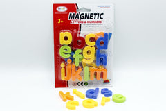 Magnetic Small Letters Childrens Kids Learn Alphabet Toy Fridge (HM1172A)